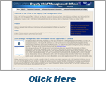 Deputy Chief Management Officer