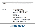 General Accounting Office (GAO) FFMIA Report
