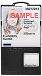 Apriva BT200 Smart Card Reader