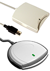 USB External Smart Card Reader