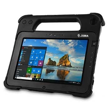 Zebra L10 XPAD Rugged Tablet