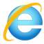 Icon of Microsoft Internet Explorer Browser