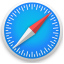 Icon of Apple Safari Browser
