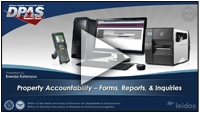 DPAS PA Inquiries - Forms & Reports Webinar